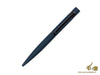 Hugo Boss New Loop Dark Blue Ballpoint pen, Rubber, Gun metal, Blue