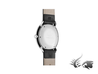Junghans Max Bill Automatic Watch, J800.1, 38mm, Black, Day, 027/4701.00