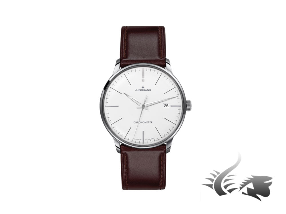 Junghans Meister Chronometer Automatic Watch, J820.3, 38,4mm, COSC, 027/4130.00