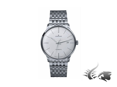 Junghans Meister Classic Automatic Watch, J820.2, 38,4mm, Silver, 027/4311.44