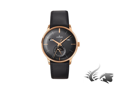 Junghans Meister Kalender Automatic Watch, J800.3, PVD, 40,4mm , 027/7504.00