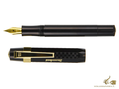 Kaweco CLASSIC Sport Chess Fountain Pen, Resin, Black, Polished