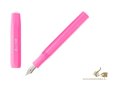 Kaweco Skyline Sport Fountain Pen, Resin, Pink, Polished, 10000926