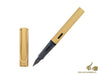 Lamy LX Fountain Pen, Anodized aluminium, Gold, Special Edition, 1331316 Lamy Fountain Pen