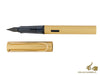 Lamy LX Fountain Pen, Anodized aluminium, Gold, Special Edition, 1331316
