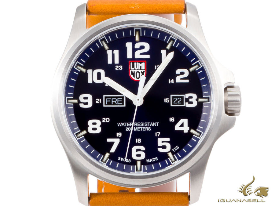 Luminox Atacama Field Day Date Quartz Watch, PVD, XL.1924, 200m