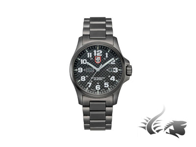 Luminox Atacama Field Day Date 1920 Series Quartz watch, PVD, Black, XL.1922