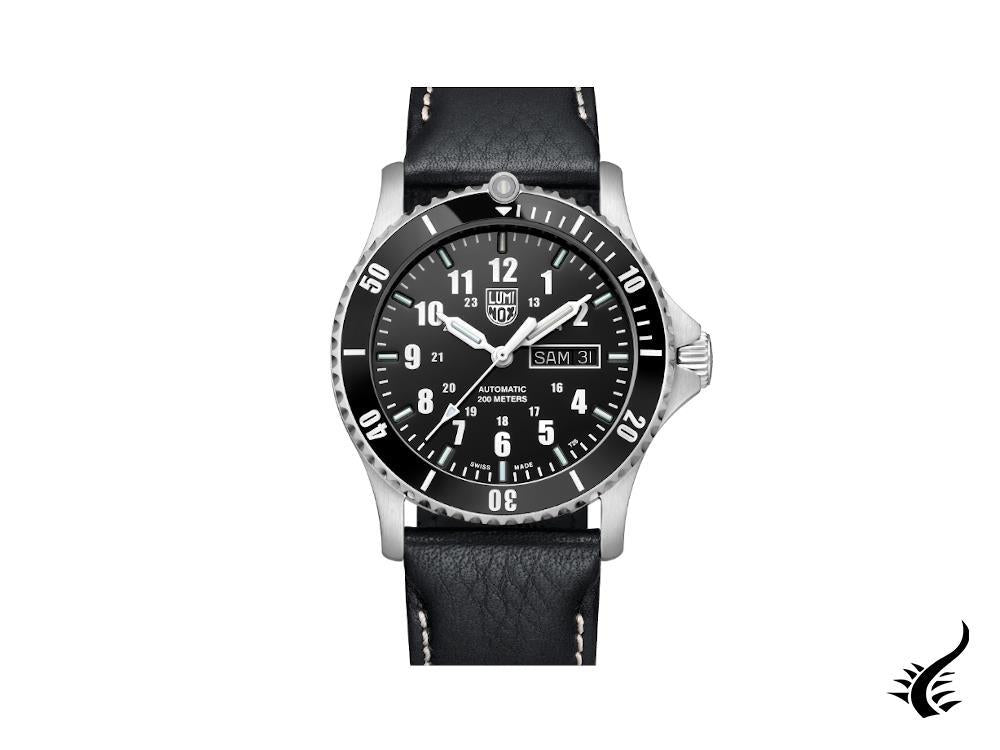 Luminox Automatic Sport Timer Automatic Watch, SW 220, Black, 20 atm, XS.0921
