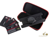 Luminox Sea Navy SealQuartz watch, Carbon, Black, XS.3082.BO
