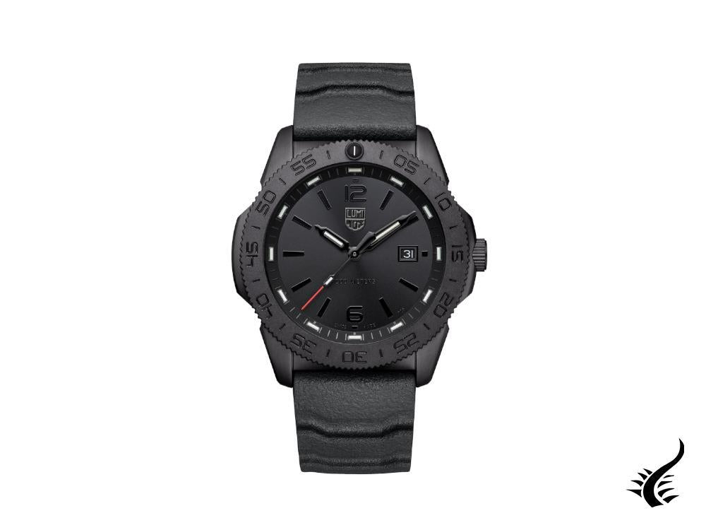 Luminox Sea Pacific Diver Quartz Watch, CARBONOX™, Black, 44 mm, XS.3121.BO