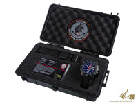 Luminox Spec Ops Challenge Quartz watch, PVD, Blue, XS.4223.SOC.SET
