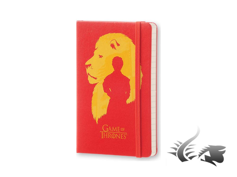 Moleskine Game of Thrones Hard cover Notebook, Pocket, Limited Edition Notebook