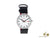 Mondaine Classic Quartz watch, polished stainless , Mineral crystal, 36mm