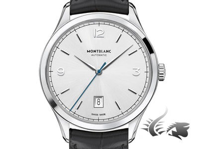 Montblanc Heritage Chronométrie Automatic Watch, MB 24.09, 40m, Cayman, 112533