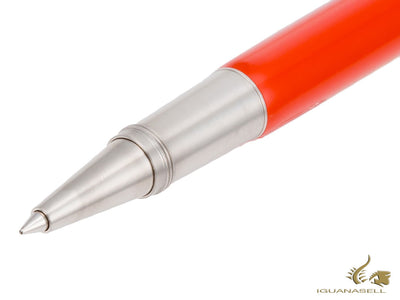 Montblanc Heritage Rouge & Noir Rollerball Pen, Coral, 114726