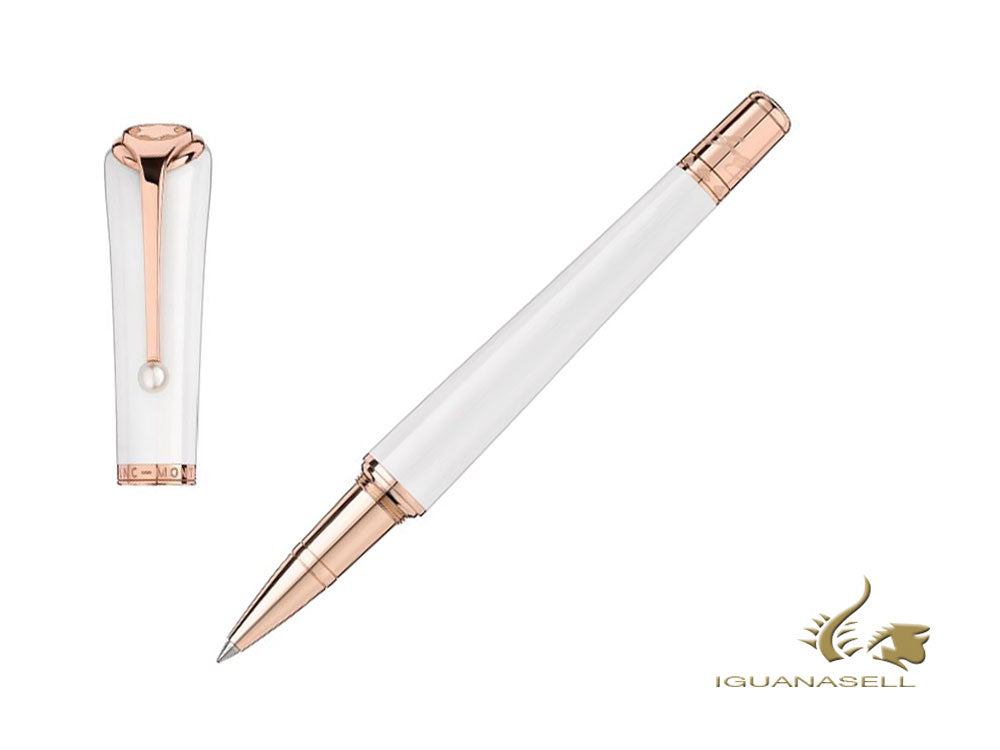 "Montblanc Marilyn Monroe ""Pearl"" Muses Edition Rollerball pen, 117885 Rollerball pen"