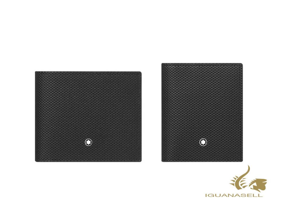 Montblanc Meisterstück Selection Gift Set Wallet 6cc and Business Card Holder