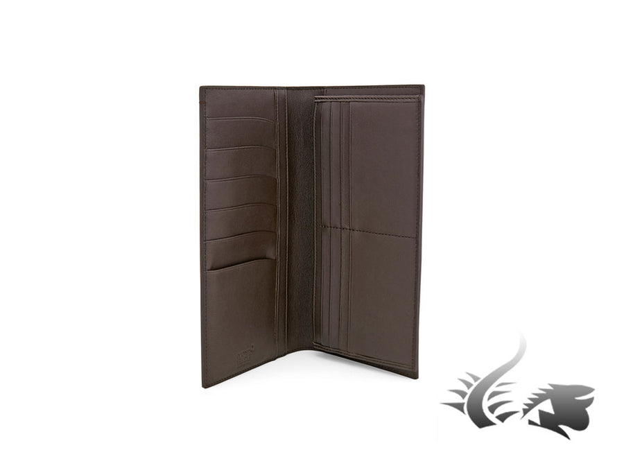 Montblanc Meisterstück Selection Sfumato Wallet, Brown, Leather, 14 Cards Montblanc Wallet