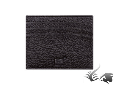 Montblanc Meisterstück Soft Grain Credit card holder, Leather, 6 Cards, 113309
