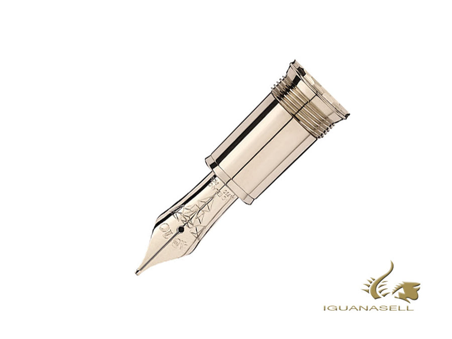 Montblanc Meisterstück Solitaire LeGrand Geometry Fountain Pen, 118101