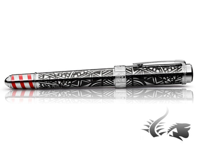 Montblanc Patron of Art Peggy Guggenheim Fountain Pen, Limited Edition Montblanc Fountain Pen