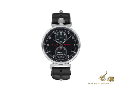 Montblanc TimeWalker Chronograph Rally Timer Watch, Titanium, Limited Edition