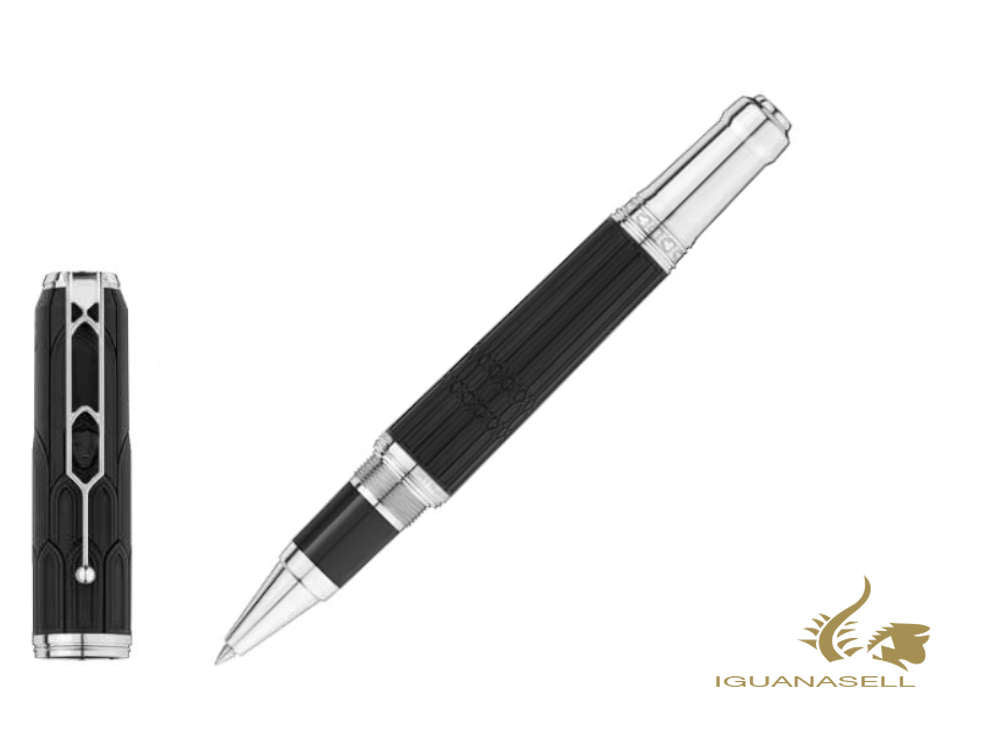Montblanc Victor Hugo Writers Edition Rollerball pen, Limited Edition, 125511