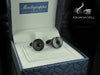 Montegrappa Filigree Cufflinks, Ion plating, IDCFCLBB