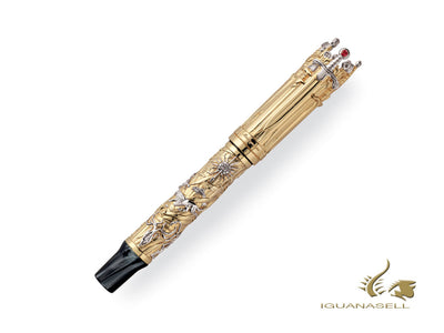 Montegrappa Game of Thrones Iron Throne Rollerball Pen, Limited Edition