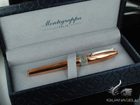 Montegrappa Mule Fountain Pen, Copper, ISFOH-CU