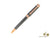 Montegrappa Nero Uno All-Metal Ballpoint pen, Rose Gold Trim, ISNLCB4M