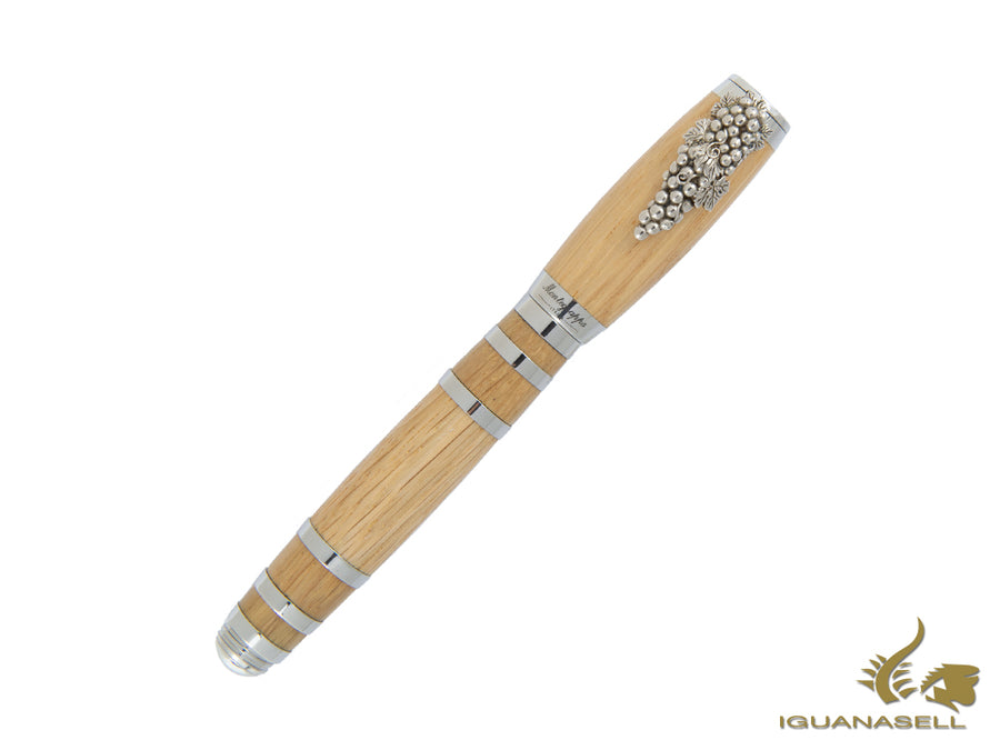 Montegrappa Tirebouchon Limited Edition Fountain Pen, Oak wood Montegrappa Fountain Pen