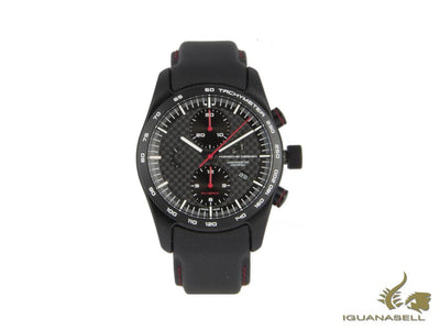 Porsche Design Chronotimer Flyback Series 1 Automatic Watch, Black, 42 mm, COSC