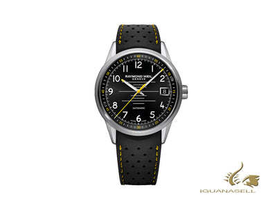 Raymond Weil Freelancer Pilot Automatic Watch, 42,5mm, 10 atm, 2754-SR-05200