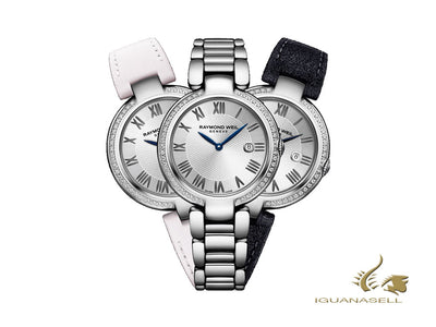 "Raymond Weil Shine Ladies ""Etoile"" Repetto Quartz Watch, Special edition"