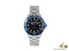 Raymond Weil Tango 300 Quartz Watch, Blue/Black, 42mm, Day, 8260-ST3-20001 Raymond Weil Quartz Watch