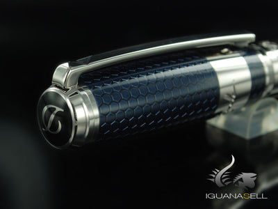 S.T. Dupont Iron Man Limited Edition Rollerball pen, Lacquer, Palladium, 412707