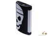 S.T. Dupont Minijet Lighter, Lacquer, Black and white 10055