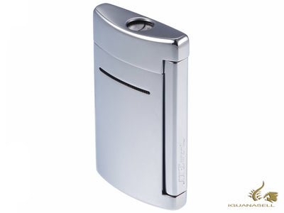 S.T. Dupont Minijet Lighter, Lacquer, Grey 10020