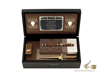 S.T. Dupont Murder on the Orient Express Ballpoint pen set, Limited Edition