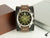 Spinnaker Hull Quartz Watch, Green, 42 mm, Chronograph, SP-5068-02