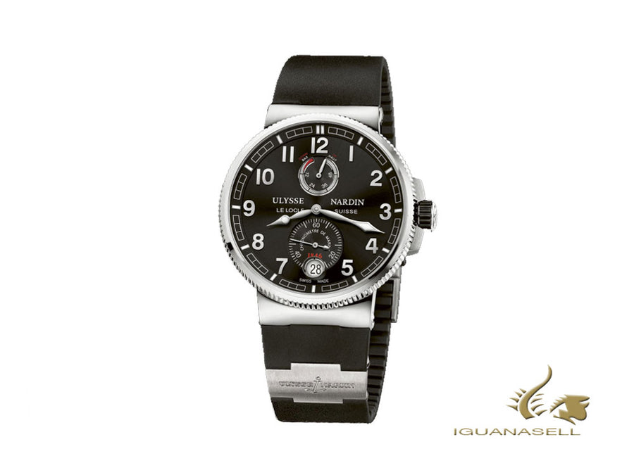 Ulysse Nardin Marine Chronometer Manufacture Automatic Watch, 1183-126-3/62