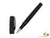 Visconti Homo Sapiens Dark Age Rollerball pen, Basaltic lava, Over