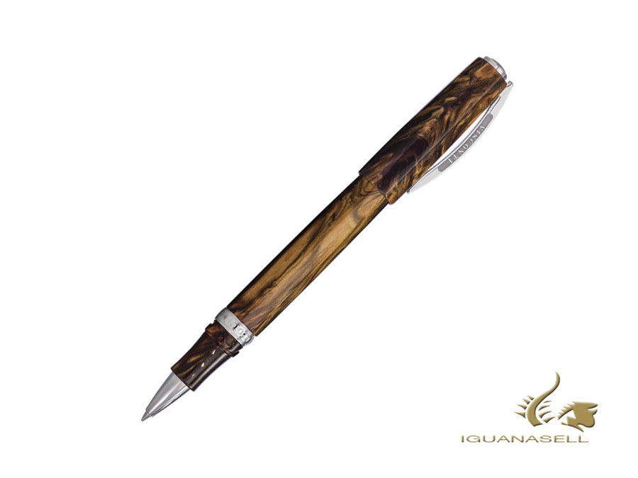 Visconti Medici Rollerball pen, Acrylic, Palladium trim, KP17-01-RB Visconti Rollerball pen