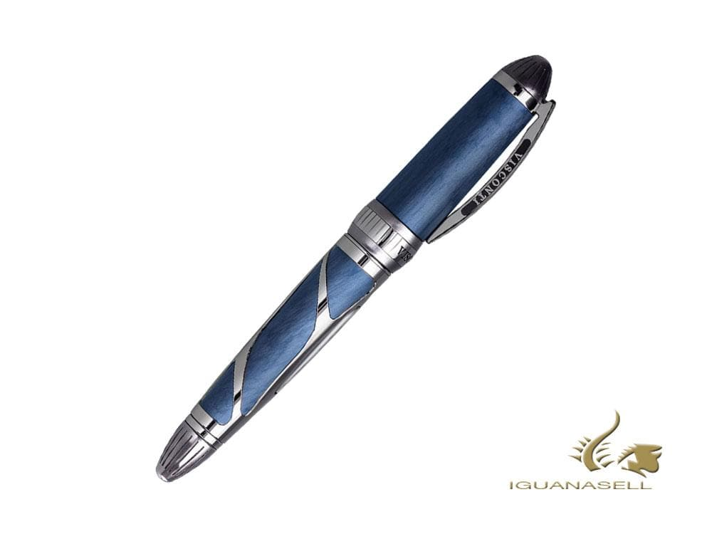Visconti Torpedo Rollerball pen, Carbon, Limited Edition, KP22-02-RB Rollerball pen