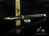Waterman Fountain Pen Carene Essential Black and Gold - S0909770