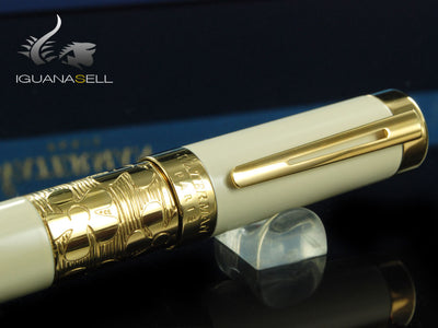 Waterman Fountain Pen Elegance - Lacquer and Gold Trims - S0891330