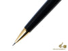 Waterman Hémisphère Mechanical Pencil, Black Lacquer, 23K Gold Trim, S0920690