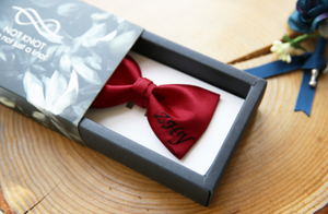 Personalised Bow Tie