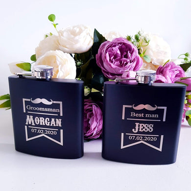 Personalised Flask - 6oz